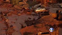 V Brazílii se protrhla hráz nádrže s toxickým kalem. Nejméně 17 lidí zahynulo
