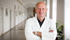 Potřebujeme vzdělané pacienty, říká profesor Štěpán Svačina