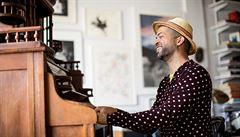 Jazzový pianista Moran v Praze zahraje ve dvou sálech