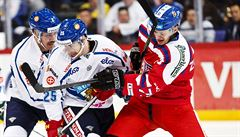 Čeští hokejisté padli s Finy a už nemohou vyhrát Euro Hockey Tour
