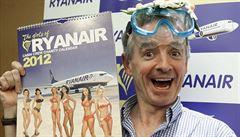 Ryanairu se v Praze zalíbilo. Bude z ní nově létat do Liverpoolu a na Sicílii