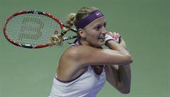 Kvitová si letos poprvé zahraje až na Australian Open. 'Musela jsem se dojídat'