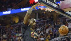 NBA: Nemocný James na všechno nestačil, oslabený Cleveland padl se Chicagem
