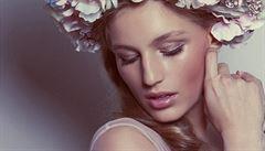 Miss jako bohyně Vesna pojede reprezentovat Česko v květovaných šatech