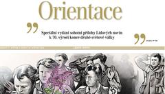 Lidové noviny získaly prestižní evropské ocenění za přílohu Orientace a magazín