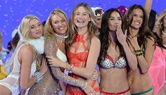 Modelky Victoria's Secret se ukázaly při mega přehlídce spodního prádla