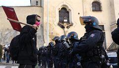 Tuhý: Pražská policie na Albertově postupovala podle zákona