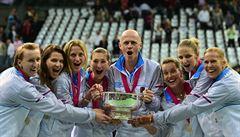Češky vyhrály Fed Cup! Po velkém tenisovém dramatu předčily Rusky