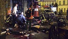 Teroristé IS udeřili v Paříži na šesti místech. Zemřelo 128 lidí