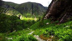 Skotské Glencoe: smaragdová údolí, divoké borůvky a příšerný dialekt