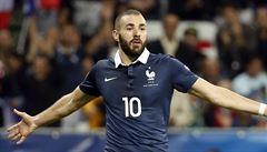Benzema byl za vydírání spoluhráče vyřazen z reprezentace. Přijde i o Euro?