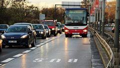 První pruh kvůli Blance. Autobusy vyjedou na 'Barranďák' pětkrát rychleji