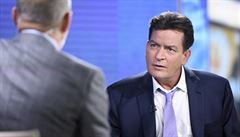 Musíme hlásit i opar, o HIV mi ale Sheen neřekl, stěžuje si kolegyně slavného herce