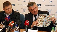 Slovenská policie vyšetřuje exposlance Jána Slotu kvůli zneužití dívek