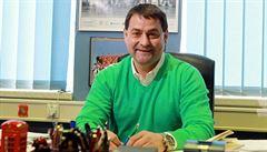 Zemřel Zbyněk Kusý, bývalý dlouholetý manažer hokejových Pardubic