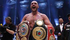 Furyho návrat. Bývalý boxerský šampión se v ringu představí po třech letech