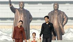 KSČM oslavuje na výstavě Kim Čong-ila. Prý toho pro Koreu hodně udělal