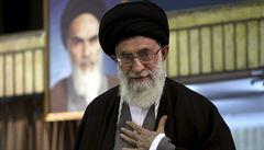 Íránský duchovní vůdce nabádá ke zničení 'podvodného' Izraele