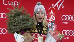 Shiffrinová v Oslu vyhrála paralelní slalom. Upevnila si vedení ve světovém poháru