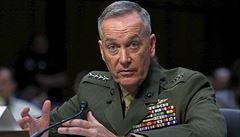 Generálové Ruska a USA si volali kvůli Sýrii. Posoudili proběhlé operace