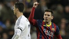 Další souboj Messi vs. Ronaldo. O Zlatý míč se uchází také Neymar