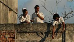 Po více než padesáti letech mohou Kubánci poslat dopis do USA