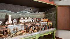 Práci na betlému mám na doživotí, říká řezbář