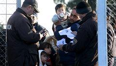 Česko pomůže Makedonii s migrační krizí. Zemi pošle 25 vojáků i 20 milionů korun
