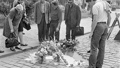 POHNUTÉ OSUDY: Srpen '68 a '69. Vrazi dívek se nenašli, střílel Sovět a esenbák