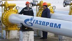 Překvapení: Gazprom bude dál dodávat plyn na Ukrajinu. Za nižší ceny