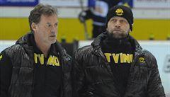 Trenér extraligových vítězů z roku 2015 skončil v Litvínově. Rulíka nahradí Šlégr
