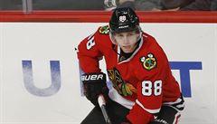 Podpora pro Čišovského. Darovaným dresem ho povzbudil nejproduktivnější hráč NHL