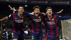 Zlatý míč asi nezíská, ale to ho nedrásá. Messi odmítá lži o odchodu