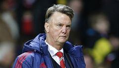 Jsme realisté, Ligu mistrů nevyhrajeme, říká trenér Manchesteru United