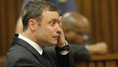 Pistorius byl uznán vinným z vraždy. O výši trestu se bude znovu rozhodovat