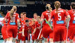 České florbalistky smetly Polsko a počtvrté za sebou si zahrají semifinále MS