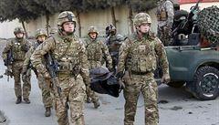 Chcete mír v Afghánistánu? Stáhněte všechny vojáky, píše Taliban v dopise Trumpovi