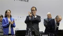 Klimatická konference: Cílem je udržet oteplování pod dvěma stupni