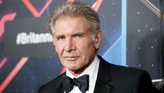 Nový Indiana Jones přijde do kin v roce 2019. Harrisonu Fordovi bude 76 let