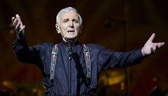 V Praze vystoupí Charles Aznavour.  Mistr šansonu zpívá od devíti let, složil 1000 písní