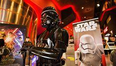 Nejrychleji vydělávající film. Tržby Star Wars překročily miliardu dolarů