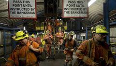 Bitánie uzavřela poslední hlubinný uhelný důl, symbol průmyslové revoluce