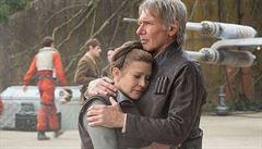 Dojmy ze Star Wars: Leia s charismatem Angely Merkelové, síla vstala pravou nohou