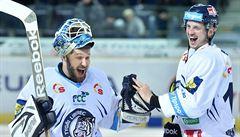 Liberec dál vládne extralize, Litvínov porazil i potřetí v sezoně