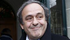 Platini bude v čele UEFA, dokud nevyčerpá všechny možnosti k odvolání