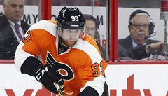 Voráček se dostal do čela produktivity NHL, Hemský ukončil střelecký půst