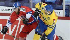 Hokejisté berou na Karjale první bod, Švédům nestačili až v nájezdech