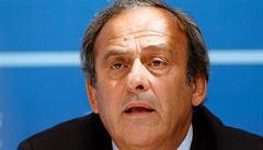 Platiniho konec? Etická komise FIFA jej chce doživotně vyloučit z fotbalu