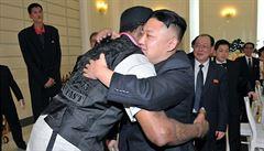 Rodman: Život Kim Čong-una je jako sedmihvězdičková party