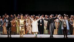 Operní sezónu v Miláně zahájila Johanka z Arku. Dočkala se uznání
